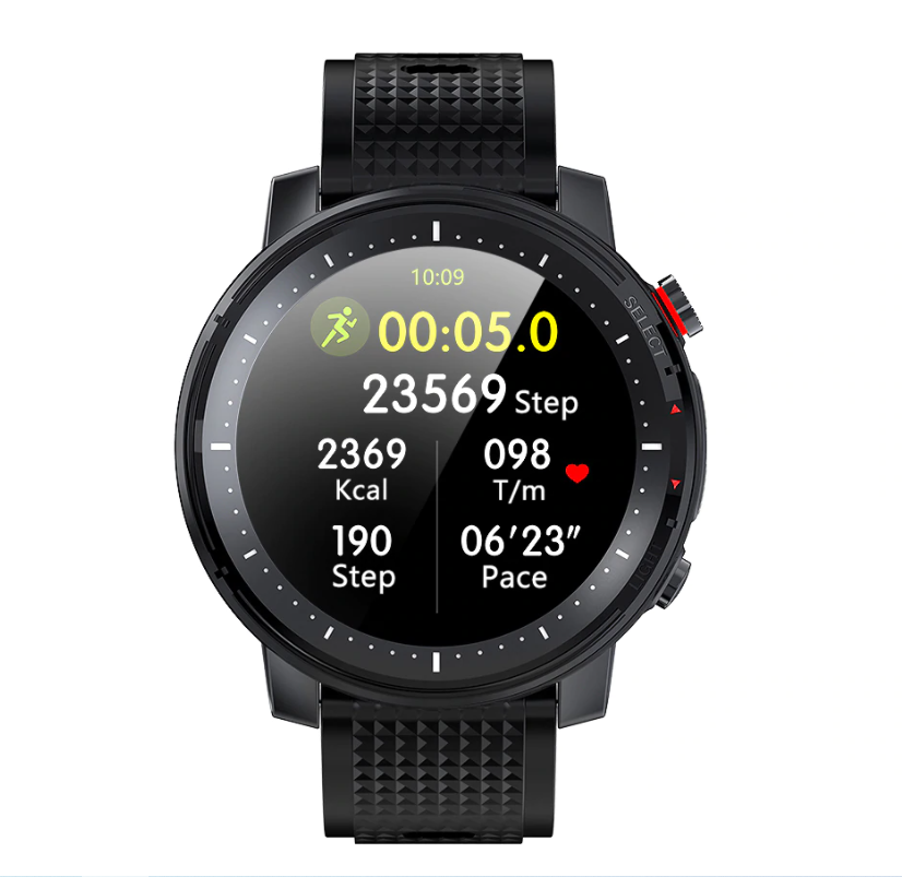 smartwatch aliexpress opiniones